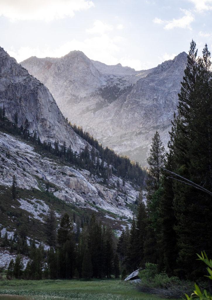 Trail Magic: Magisches Licht am Nachmittag