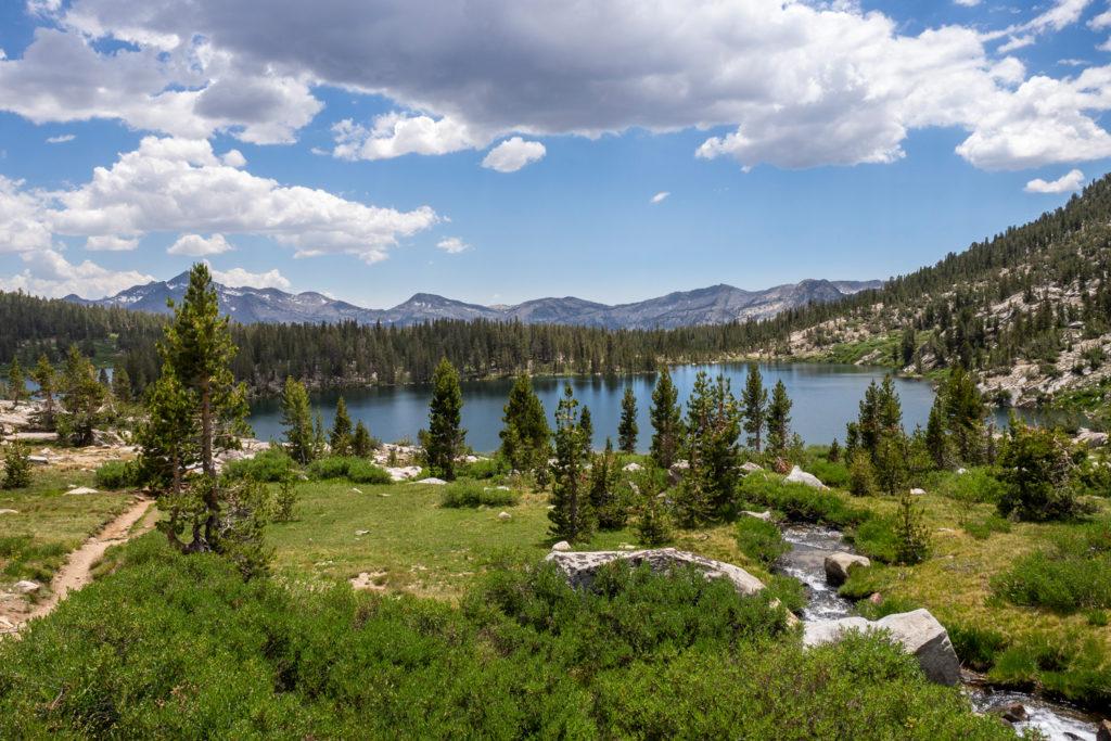 Rückblick auf die Sally Keyes Lakes