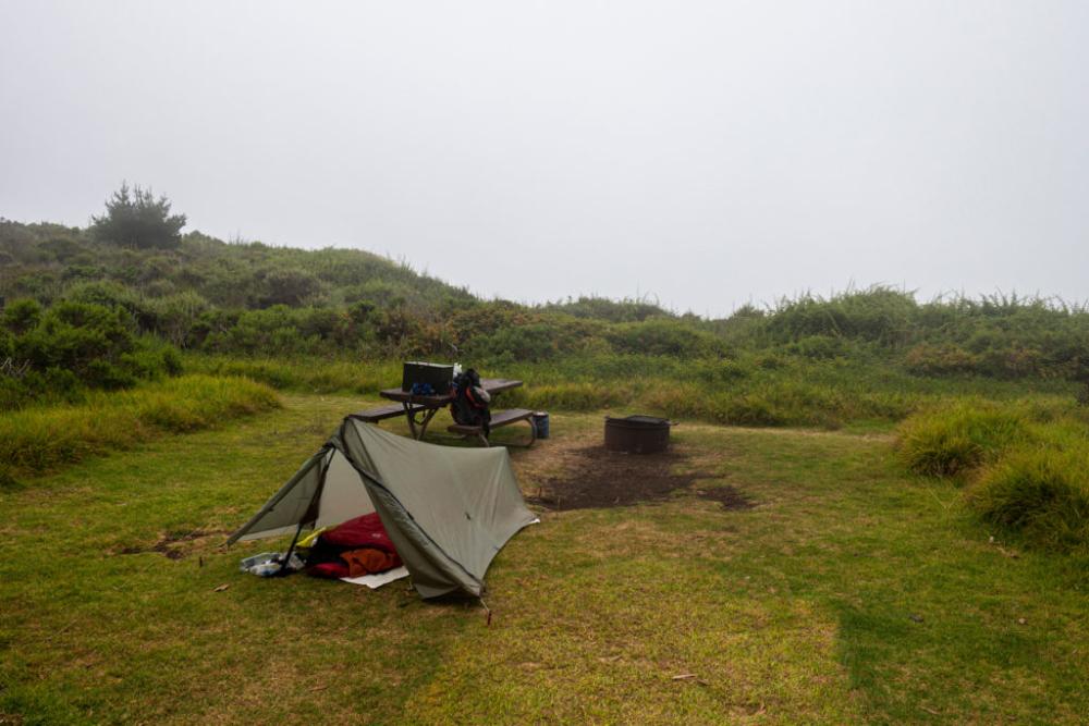 Kirk Creek Camp