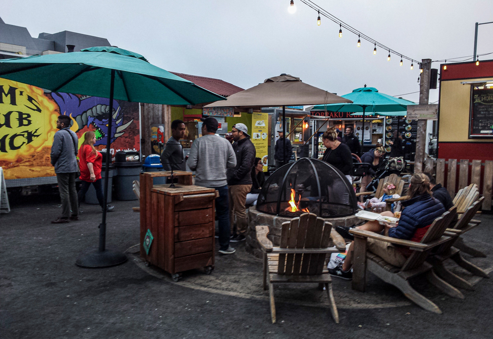 Food Truck Camp in San Francisco