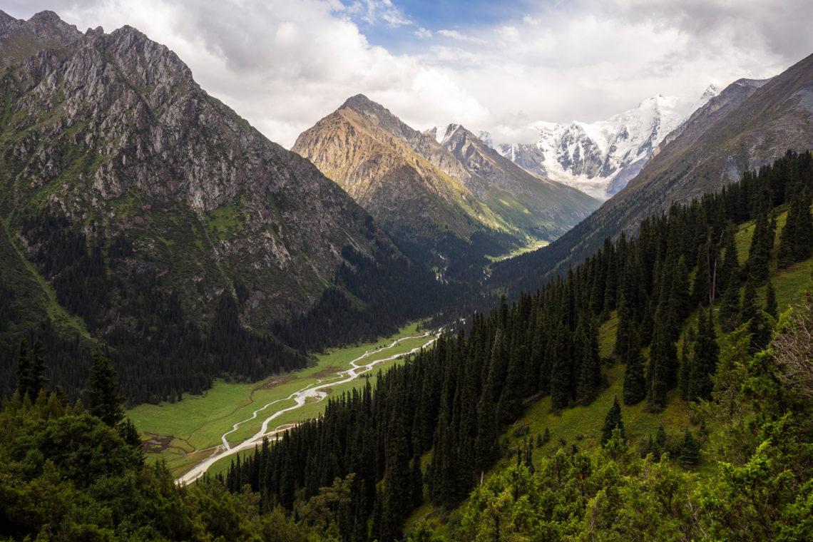 Blick ins Jeti-Oguz-Tal