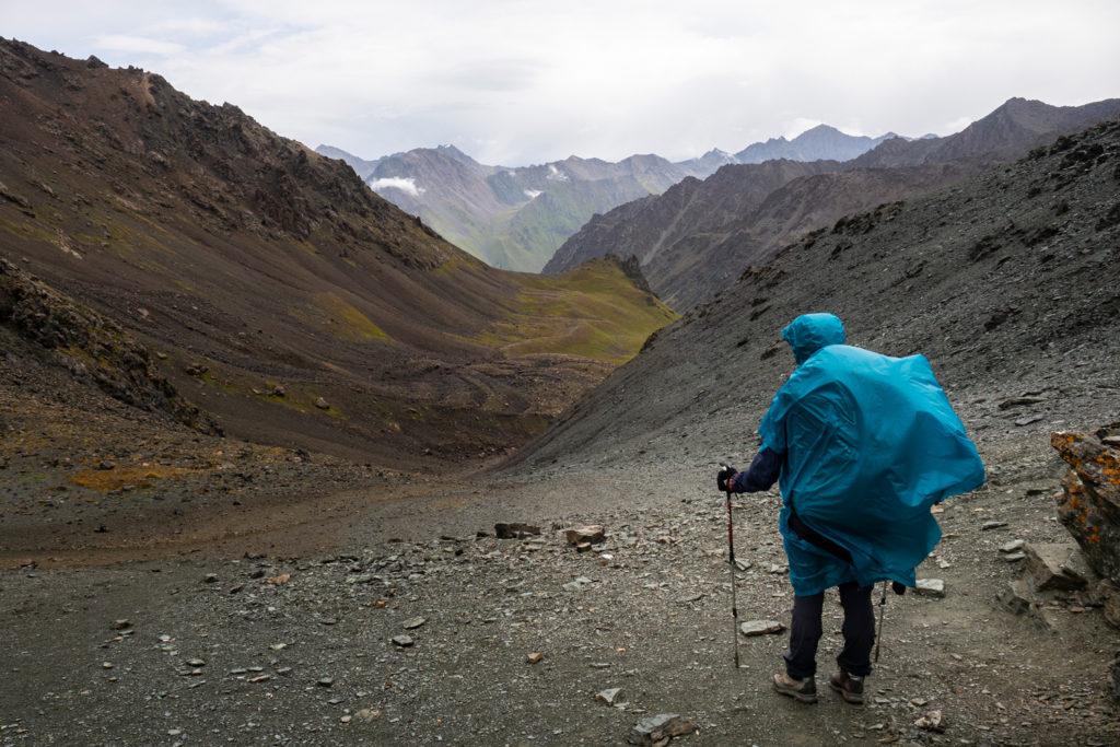 Teleti-Pass auf 3.750 m