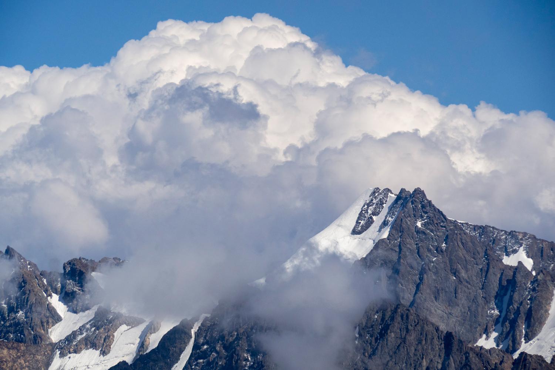 Terskej-Alatau Mountain Range